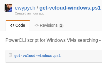 Fun with PowerCLI - how to get Windows VMs in vCloud Director